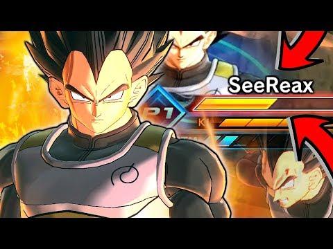 I SHOULDN'T BE ALIVE! VEGETA LIFE LINE | Dragon Ball Xenoverse 2