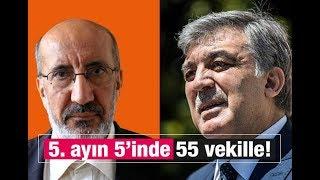 Abdurrahman Dilipak : 5  ayın 5'inde 55 vekille!