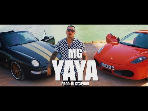 MG - YAYA (Official Music Video) Prod. DJ Stephan