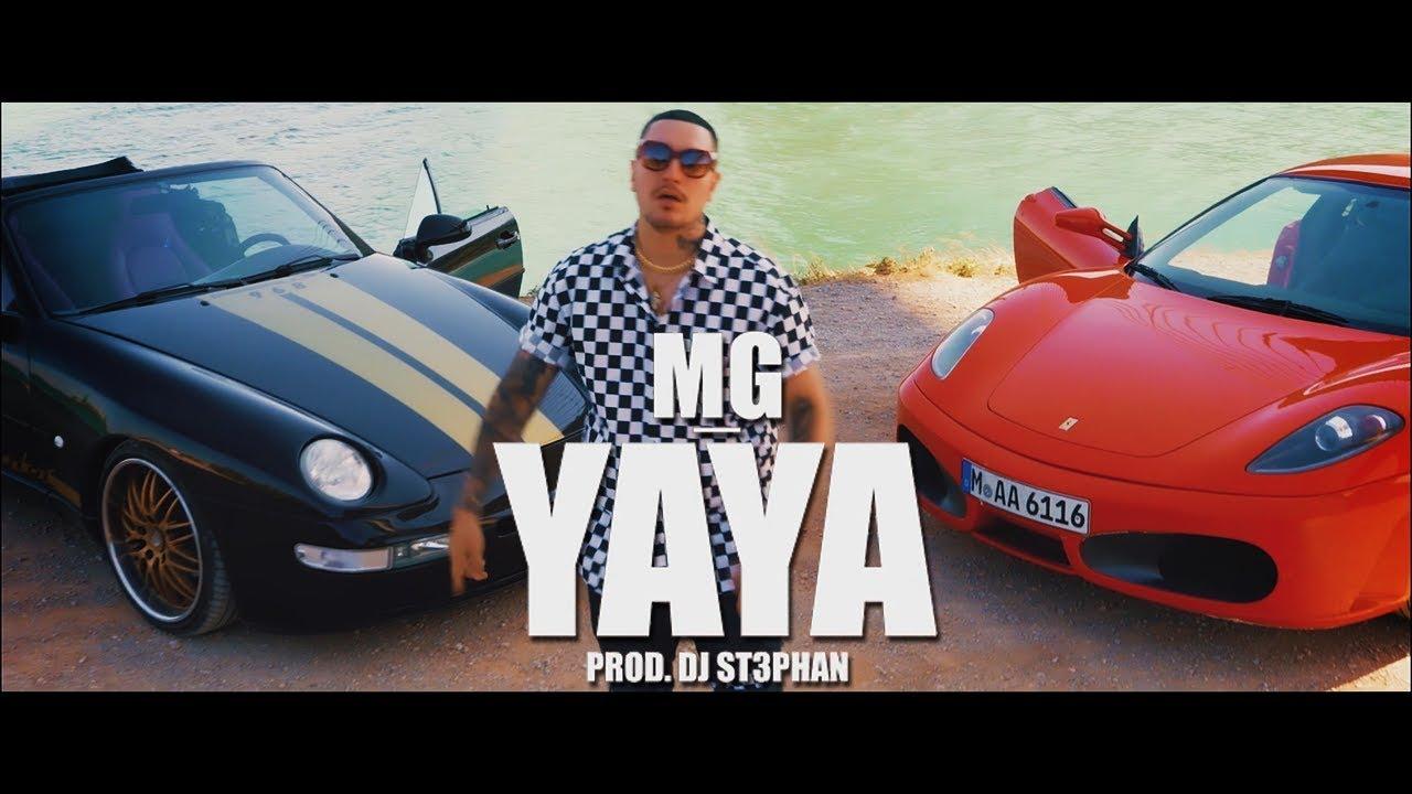 MG - YAYA (Official Music Video) Prod. DJ Stephan