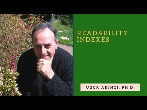 Readability Indexes in Technical Writing