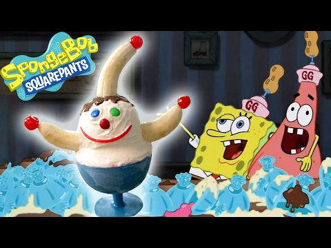 How to Make TRIPLE GOOBERBERRY SUNRISE from Spongebob Squarepants! Feast of Fiction S6 E3