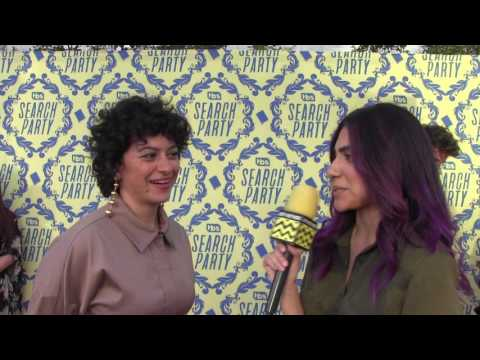 Alia Shawkat s Us Her GoTo Dance Move  'Search Party' FYC Event