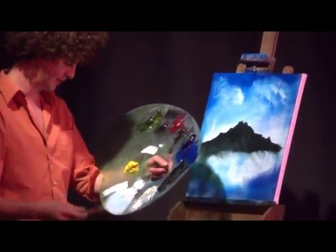 Happy Accidents: The Bob Ross Experience 1 of 2