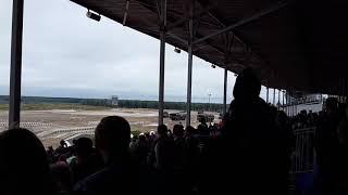 Шоу Вежливые люди  стрельба армейских ПВО. Армия 2017