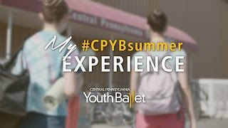 My #CPYBsummer Experience