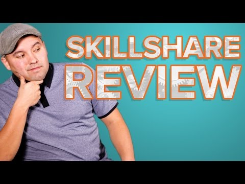 Skillshare Review: Learning For Creative Professionals - YouTube