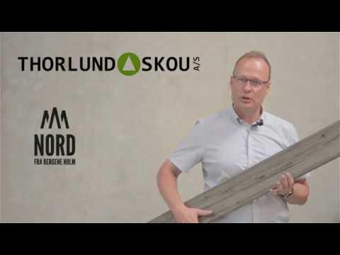 NORD - Et Unikt Produkt Fra Bergene Holm Og Thorlund Skou A/S