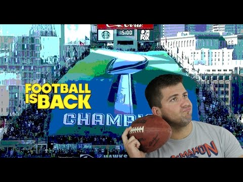 Football is Back - NFL 2014 Kickoff Game Review