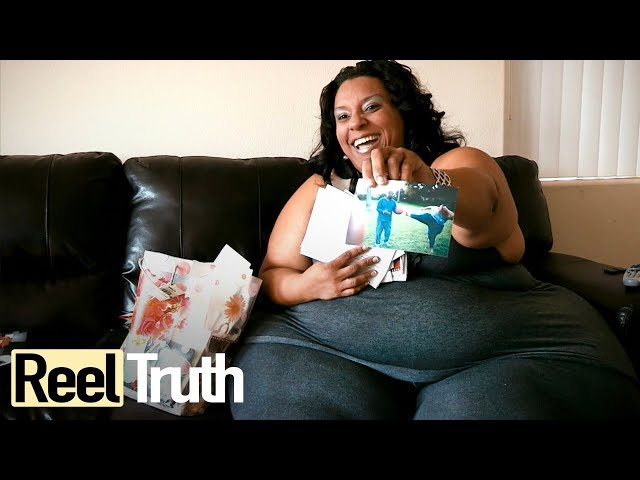 Mikel Ruffinelli - World's Biggest Hips | Extraordinary People Documentary | Reel Truth