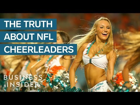 NFL Cheerleaders Reveal The Best And Worst Parts Of Their Job