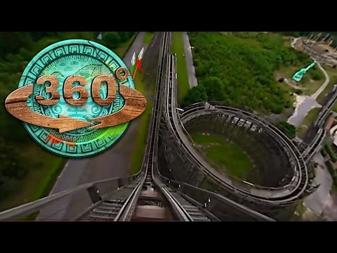 Make Heide Park Resort - Colossos OnRide 360° (Official) Snapshots