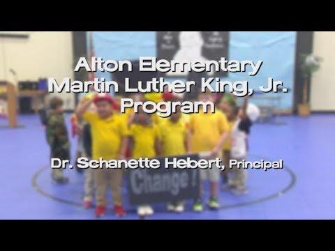 Alton Elementary - Martin Luther King, Jr. Program