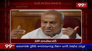 99TV 2PM Headlines || 25-05-2019 || 99TV Telugu