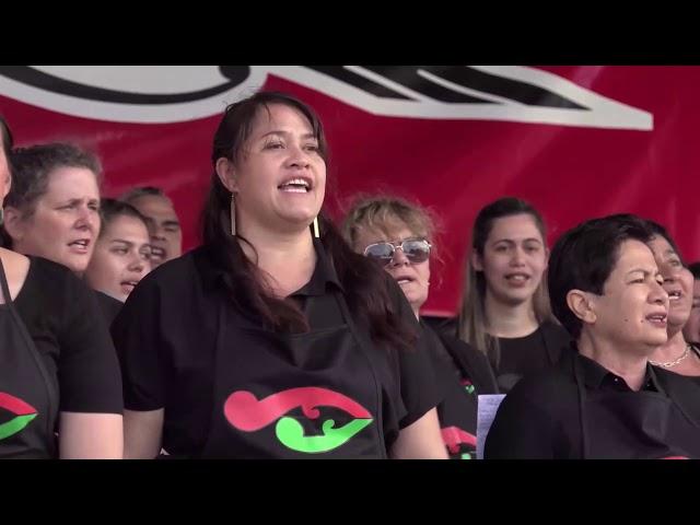 Ngati Hine Hauora Kapa Haka   Te Ahuareka o Ngatihine 2019