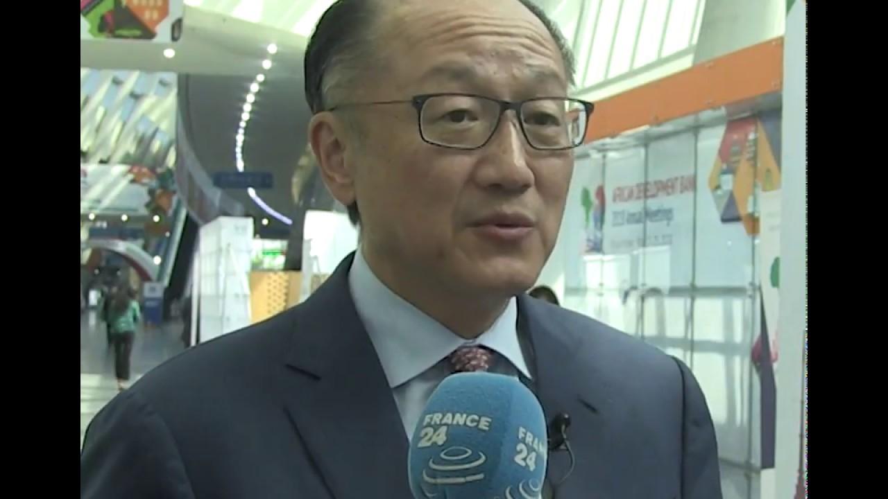 Dr. Jim Yong Kim White House