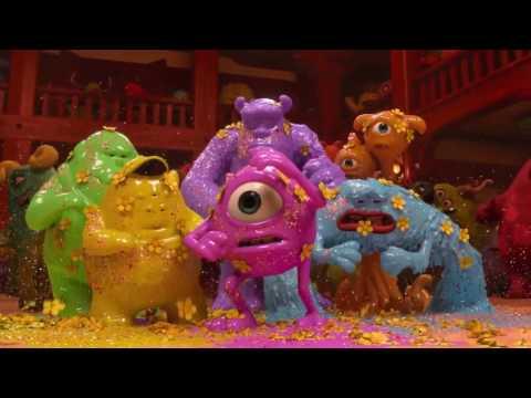 Monsters University   Mike Memorable Moments HD1080p