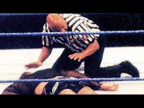 10 Scariest In Ring Wrestling Accidents Youtube