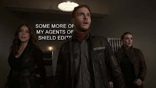 my edits   agents of shield vol two