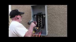 NEC code Subpanel inspection tips # 34