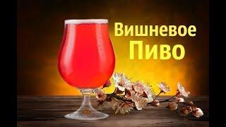 Вишневое пиво. Beermix Cherry.