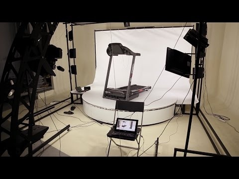 360/3D Product Photography Studio for Large Items.