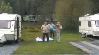 Scotland am Loch Tummel