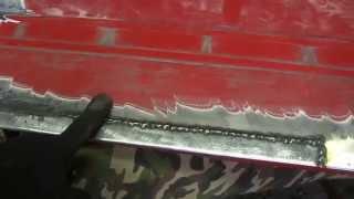 Как охладить металл при сварке от перегрева(Приветствую Вас на моем канале AWTOMASTER. На нем Вы можете увидеть много полезного видео как по ремонту автомоб..., 2014-10-16T08:17:24.000Z)
