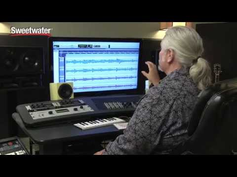 How to Control Audio Peaks with Manual Compression - Sweetwater Sound