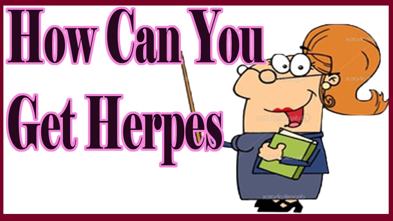 How To Get Rid Of Herpes Naturally