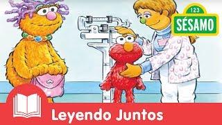 Sésamo: Elmo va al Médico - #LeyendoJuntos