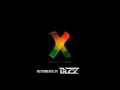 Nicky Jam X J Balvin -  X (Equis) Instrumental Oficial By Blez