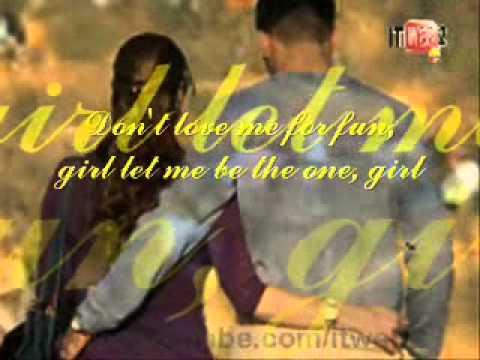 love me for a reason (Lyrics) Osmonds