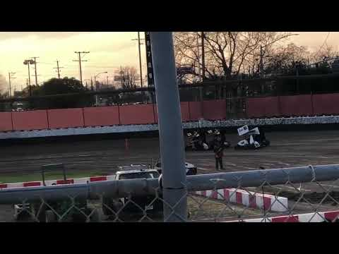 WoO Delta Speedway 3/17/19 Jr Heat 2B Ty