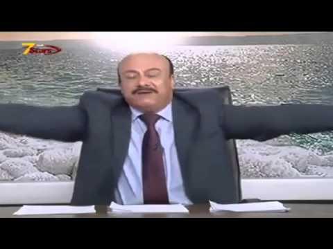 Jordan: Angry pundits wreck TV studio on air