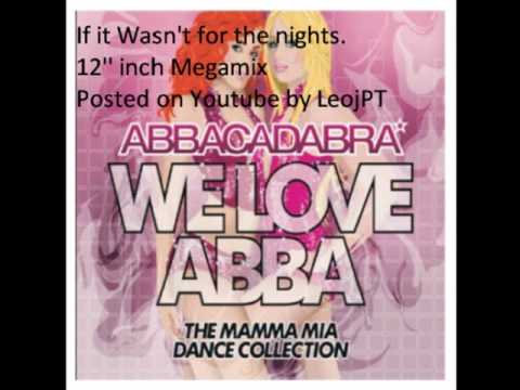Abbacadabra - If It Wasn't for the Nights - Almighty 12 '' Megamix