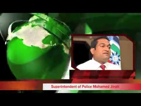Superintendent of police Mohamed Jinah's statement (part 1)