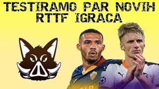 RTTF KARTICE DOBILE UPGRADE...TESTIRAMO PAR NOVIH!!!   FIFA 20 BALKAN RTG