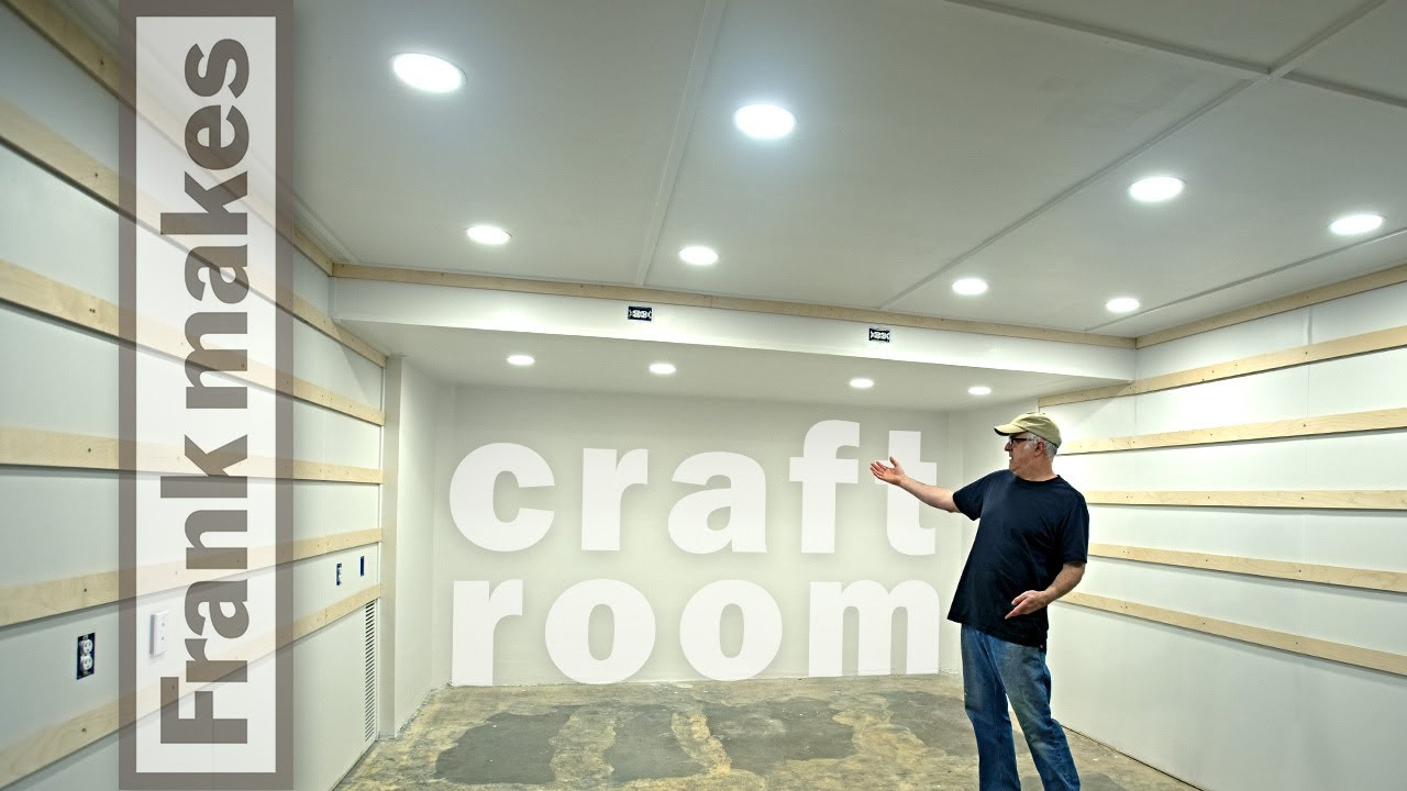 Making a Craft Room