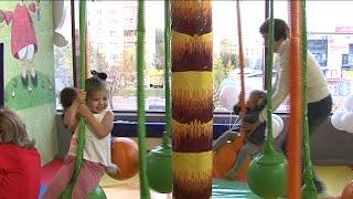 В Королёве открыли детский игровой центр