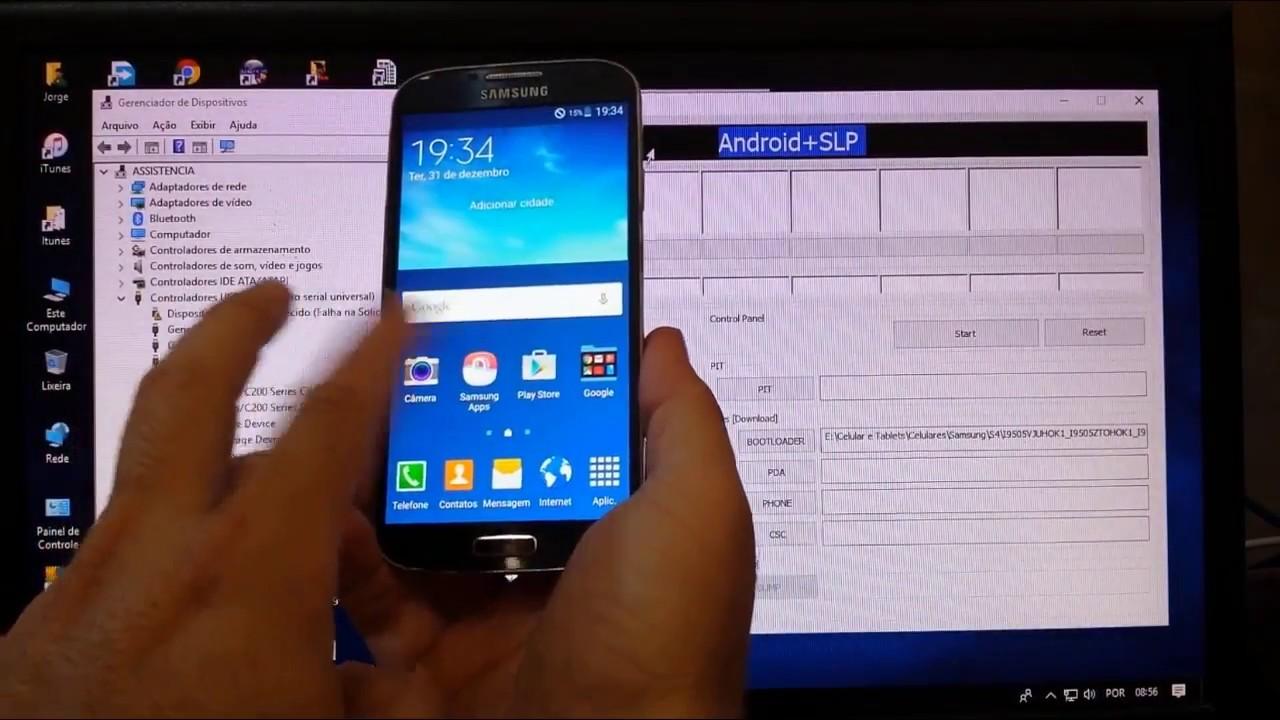 Stock rom Samsung S4 - GT-I9505