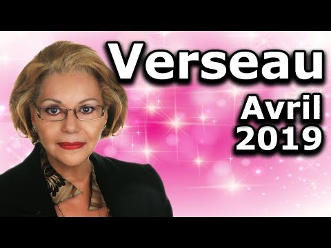 Horoscope Verseau Avril