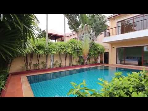 3 Bedroom Phuket Villas For Rent - Baan Somsak 2 - Thailand Holiday Homes