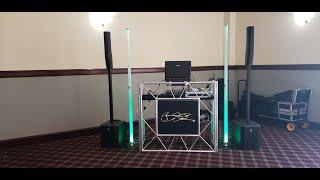 Mobile DJ Speaker Test - Electro-Voice Evolve 30M at a Wedding Reception