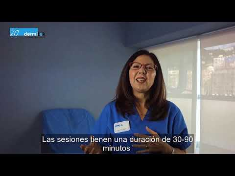 Eliminar arañas vasculares. Clínica Dermitek Bilbao from YouTube · Duration:  3 minutes 21 seconds