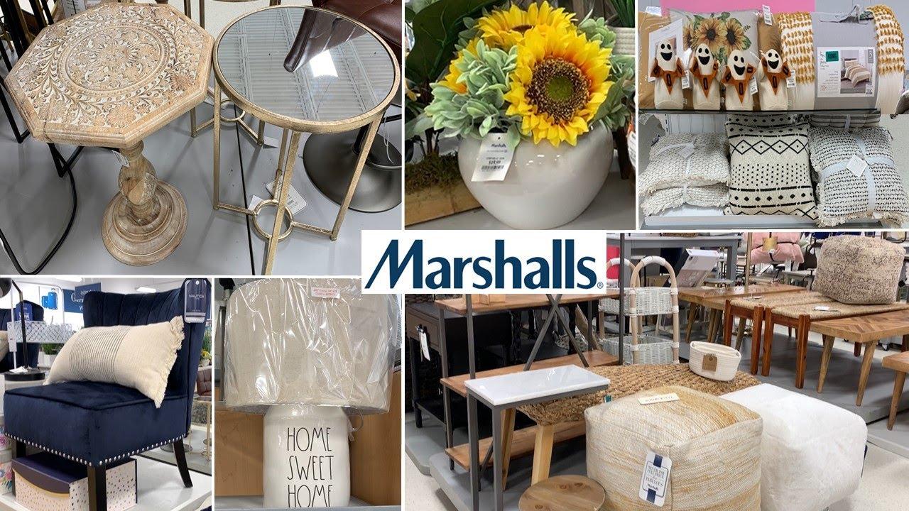 Marshalls Walkthrough * Furniture & Home Decor   Shop With Me 2021