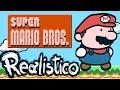 Super Mario Bros REALISTICO Cartone Parodia NFJ Drawings mp3
