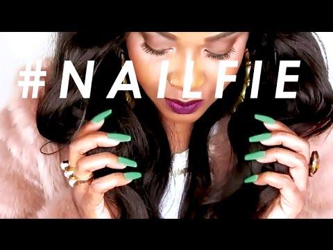 NAILFIE | Gel Nails & Support Your Black Manicurists