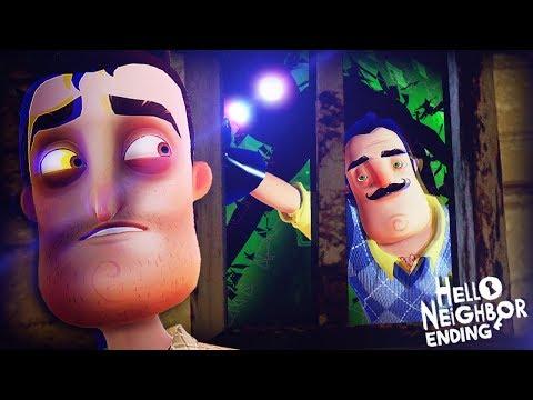 THE ENDING TO HELLO NEIGHBOR || Hello Neighbor (ACT 3 ENDING/ FINAL ENDING)