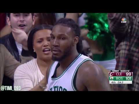 Jae Crowder Highlights vs Cleveland Cavaliers (17 pts, 10 reb)